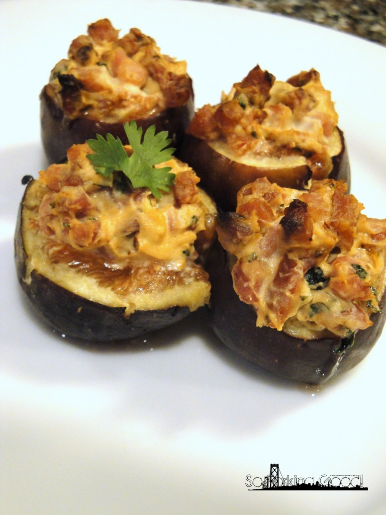 Stuffed Figs with Goat Cheese and Prosciutto by Heather ...